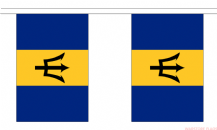 BARBADOS BUNTING - 3 METRES 10 FLAGS